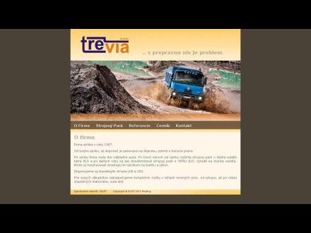 www.trevia.sk
