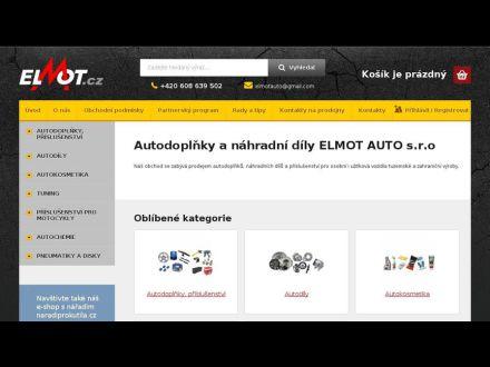 www.eshop.elmot.cz