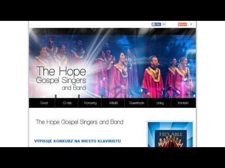 www.gospelsingers.sk