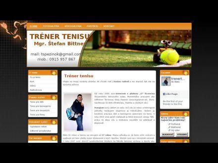 www.trenertenisu.sk