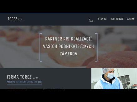 www.torez-slovakia.sk