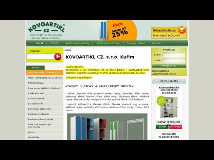 www.kovoartikl.cz