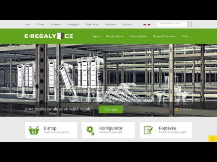 www.e-regaly.cz