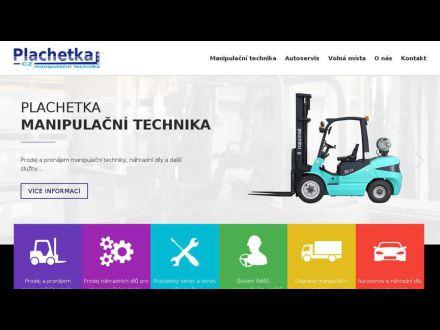 www.plachetka.cz