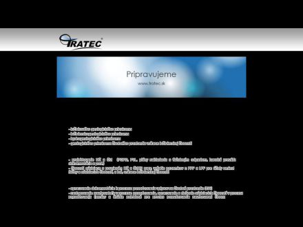 www.tratec.sk