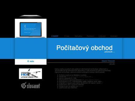 www.pocitacovyobchod.sk