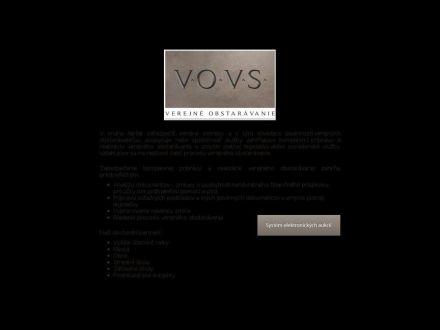 www.vovs.sk