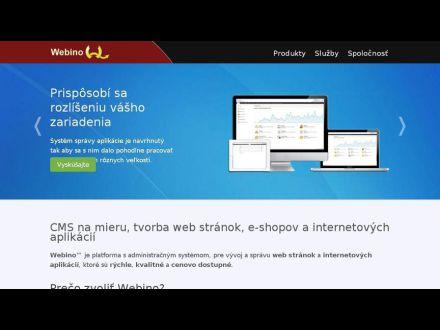 www.webino.sk