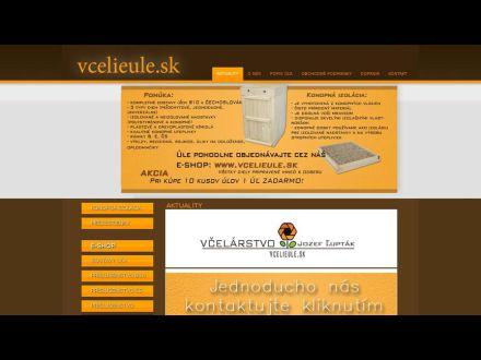 www.vcelieule.sk