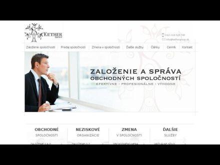 www.kethergroup.sk