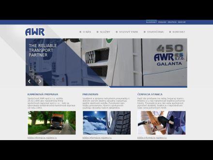 www.awr.sk
