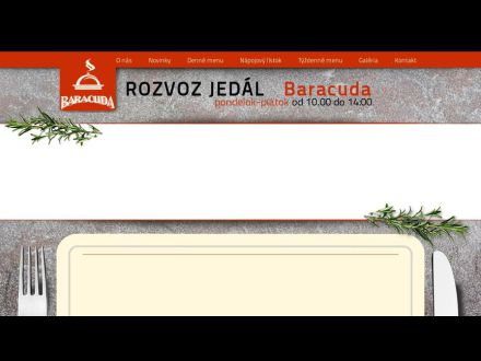 www.baracuda.sk/lahodky