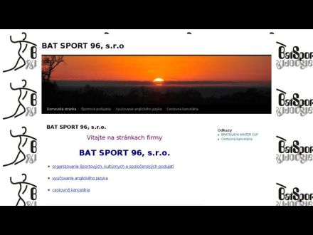 www.batsport96.sk