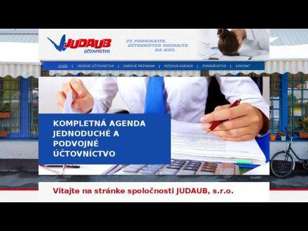 www.judaub.sk