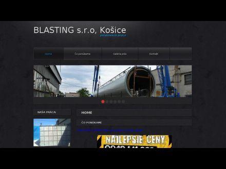 www.blasting.sk