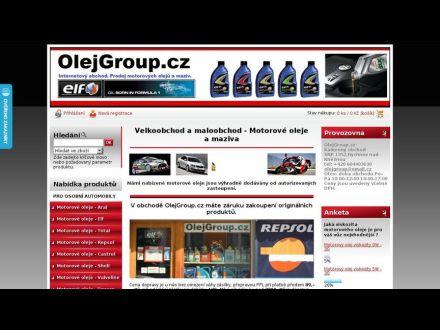 www.olejgroup.cz