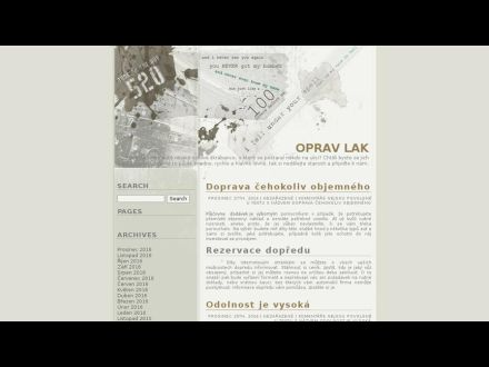 www.opravlak.cz