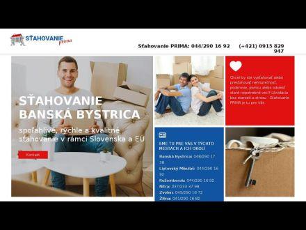 www.stahovanieprima.sk