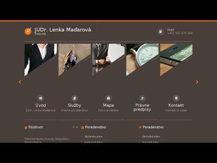 www.madarova.sk