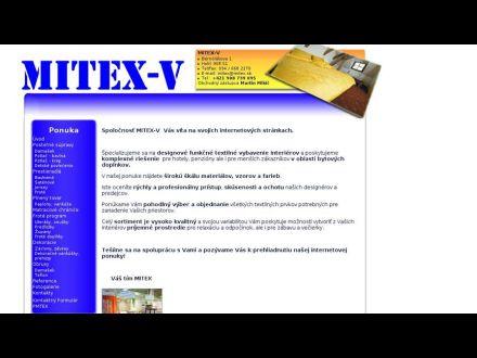 www.mitex.sk
