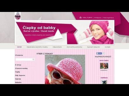 www.ciapkyodbabky.sk