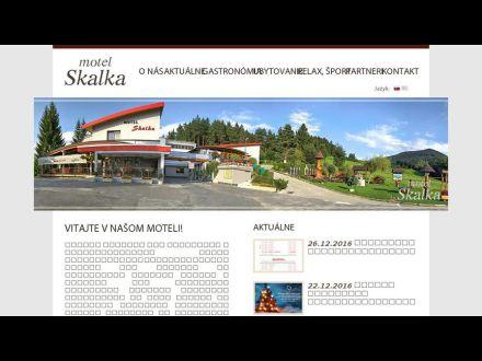www.motelskalka.sk