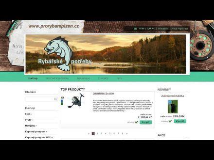 www.prorybareplzen.cz