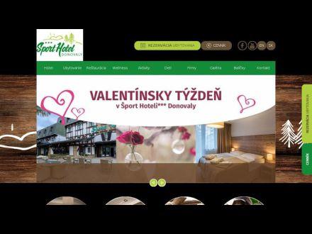 www.hotelsport.sk
