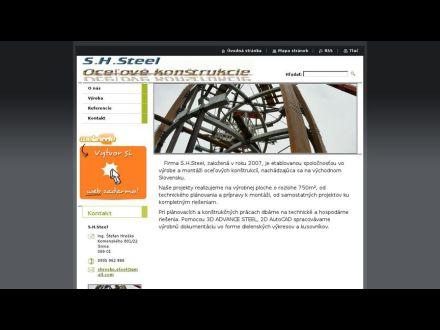 www.shsteel.sk