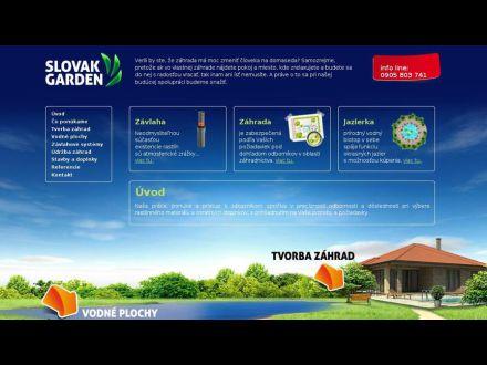 www.slovakgarden.sk