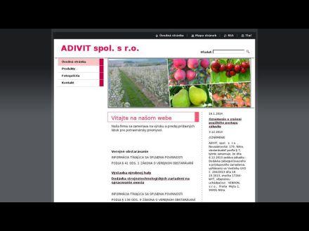 www.adivit.webnode.sk
