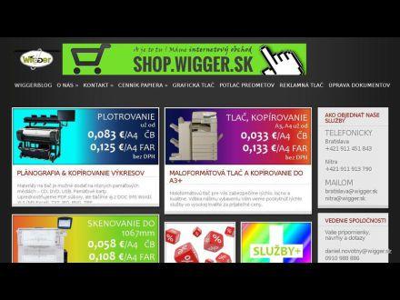www.wigger.sk