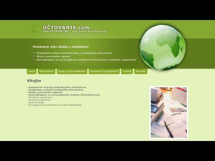 www.uctovanie.com
