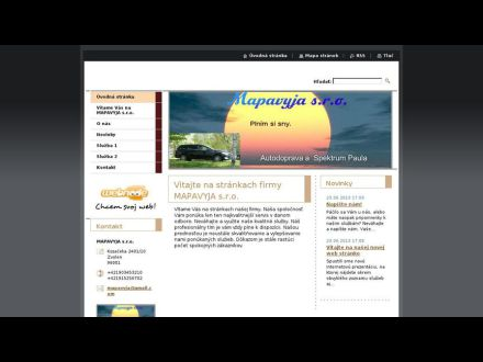 www.mapavyja-s-r-o.webnode.sk