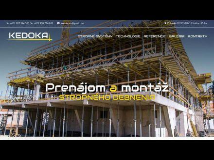 www.kedoka.sk