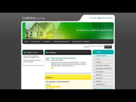 www.dubreal4.webnode.sk