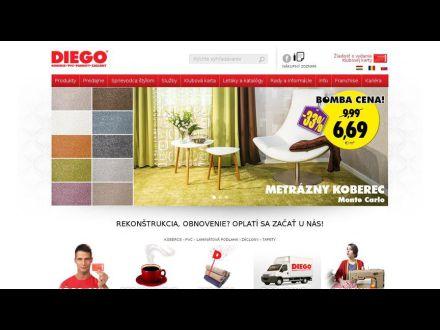 www.diego-slovakia.sk