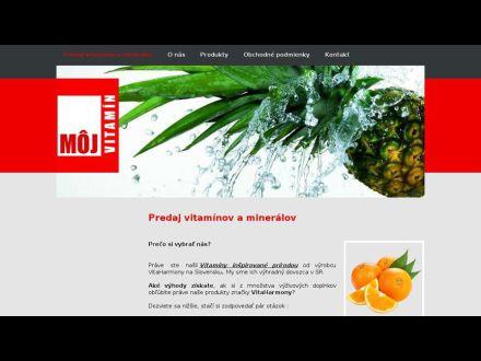 www.mojvitamin.sk