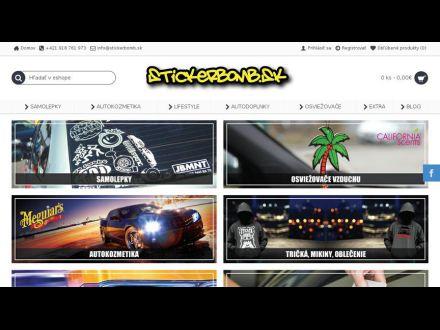 www.stickerbomb.sk
