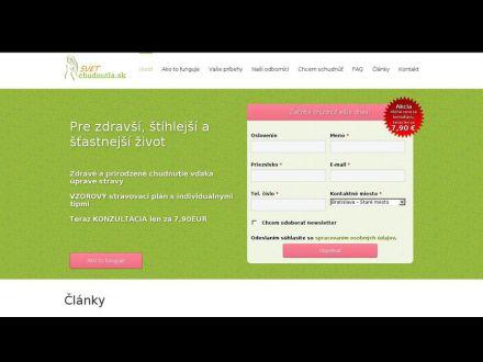 www.nova.svet-chudnutia.sk
