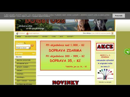 www.dogstore.cz