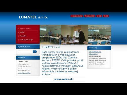 www.lumatel.sk
