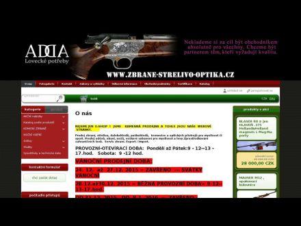 7e0890612 Zbrane-strelivo-optika.cz, 772 00 Hodolany
