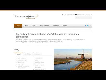 www.preklady-holandcina.sk