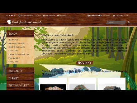 www.czechfossilsandminerals.com