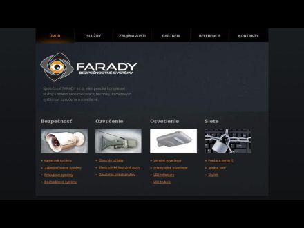 www.farady.sk