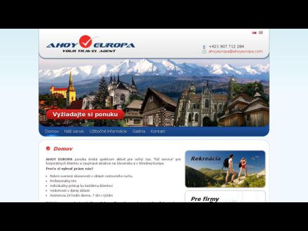 www.ahoyeuropa.com