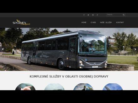 www.spojmex.sk