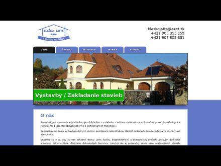 www.blaskolatta.sk