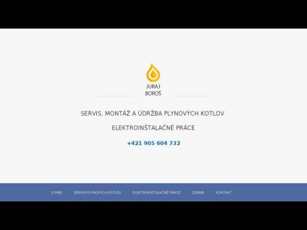 www.jurajboros.sk